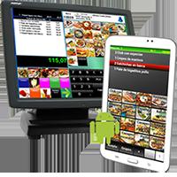 Programa TPV restaurante