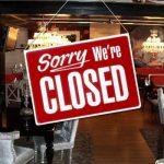 15 razones por las que cierran los restaurantes