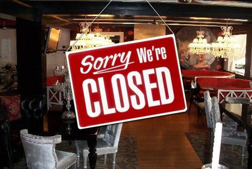 errores restaurante