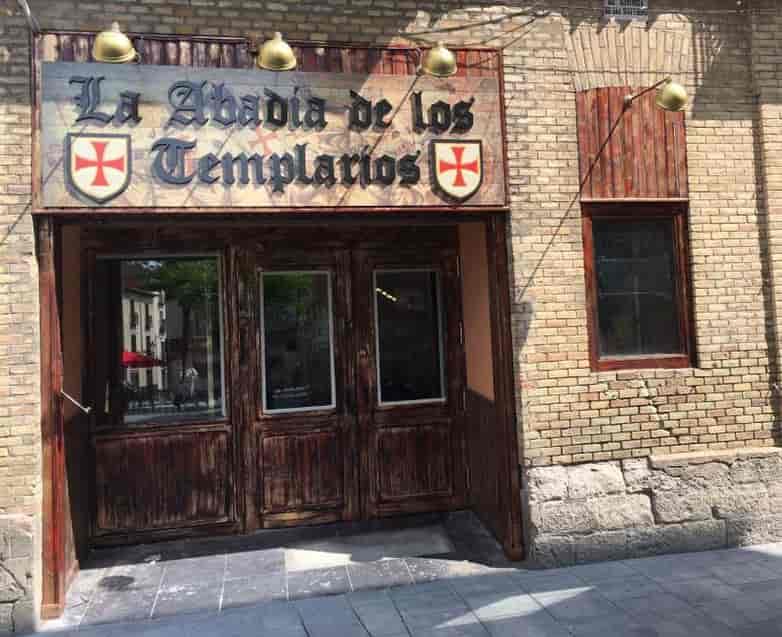 caso de exito restaurante: la abadía de los templarios