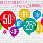 mid season sales rebajas