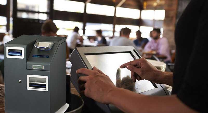 tpv restaurante con cajon inteligente para evitar robos