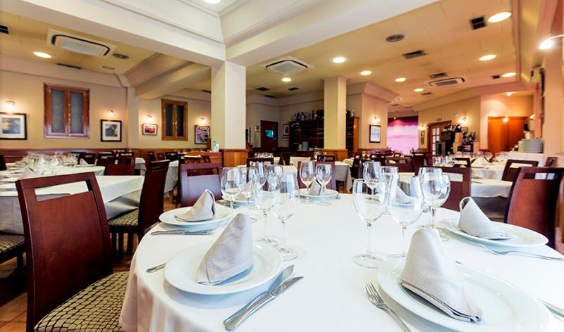 interior restaurante mendez