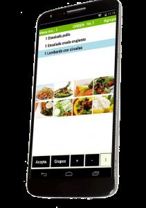 Comandera restaurante tablet serie 6